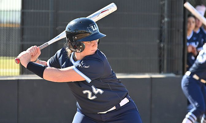 Western Washington junior Dakota Brooks hit for the cycle against MSU Denver on Friday, completing it with a leadoff triple in the sixth.