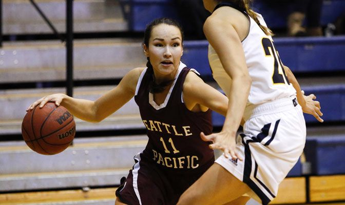 SPU guard Suzanna Ohlsen was voted the GNAC Scholar-Athlete of the Year by the GNAC athletic directors.