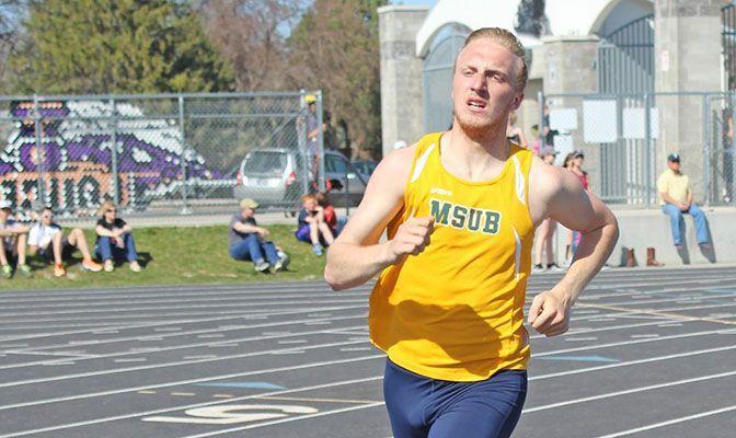 Best of GNAC Insider: MSU Billings' Kyle McLaughlin