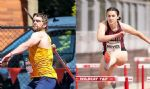 Ackerman, Meyer Named Outdoor Track Athletes Of Year