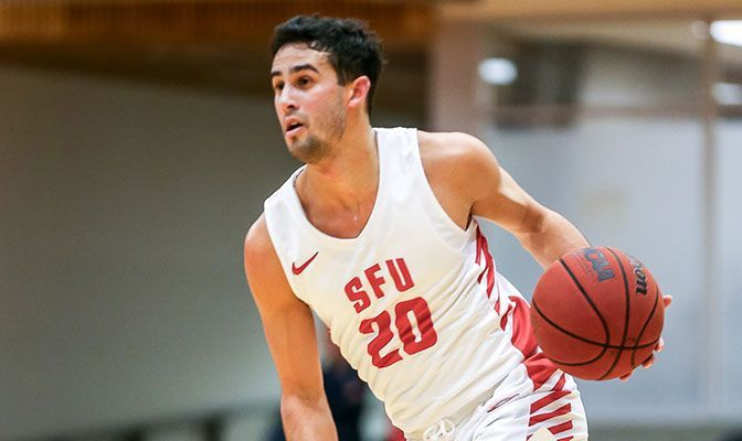 Simon Fraser's Provenzano To Play Professionally In Spain