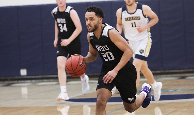 Dalven Brushier averaged 18.1 points per game and shot 49.9 percent from rthe field in his senior season in Monmouth.