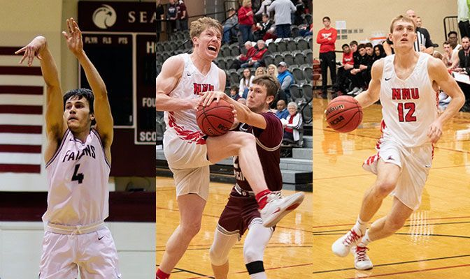 Trio Of GNAC Standouts Named Academic All-District