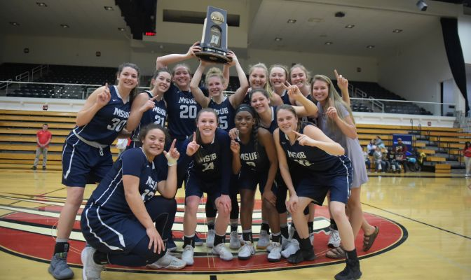 The Yellowjackets have won their last seven games and will make their second-ever appearance to the NCAA Elite Eight on Mar. 19-23 in Sioux Falls, S.D.