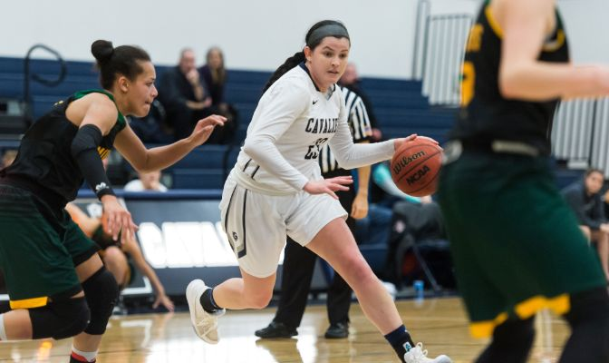 The Cavs recently ended their five-game homestand with four wins, most notably a 59-57 upset over Seattle Pacific on Nov. 30. Concordia travels to NNU on Dec. 19 before taking the week off.
