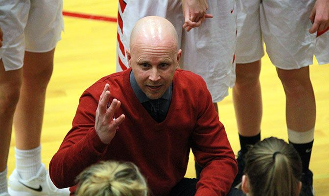 Now in his second season as NNU head coach, Steve Steele came to Nampa after three years as an assistant coach at Seattle Pacific.