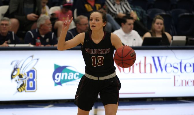 Central Washington is averaging 71.4 points per game and leads the GNAC with four blocked shots per game. During its four-game win streak, three games have been decided six points or fewer.