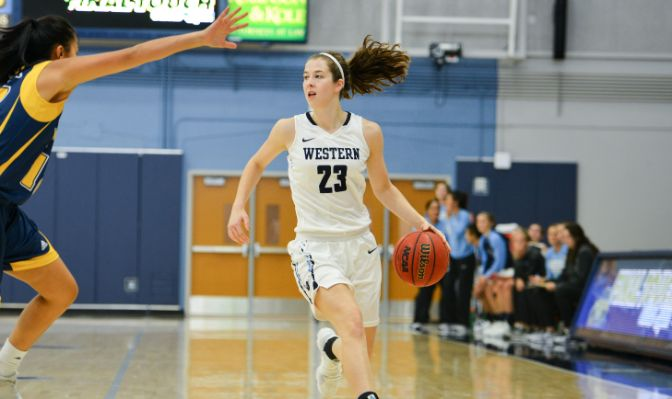 Western Washington is currently riding a three-game win streak. As a team, the Vikings are fifth in the GNAC with a .415 field goal percentage.