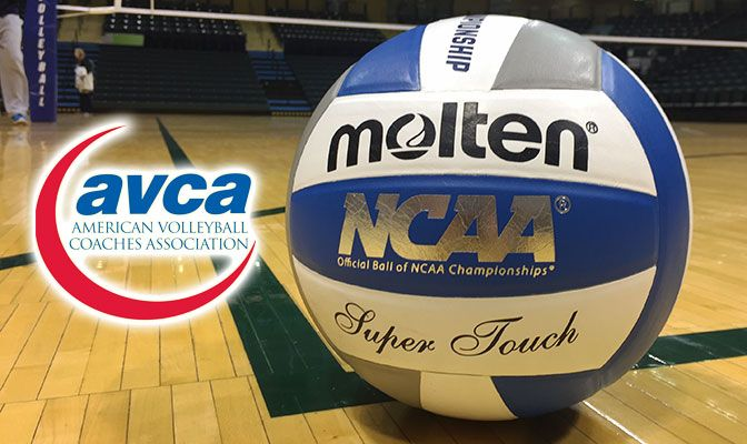 In addition to the eight GNAC honorees, Northwest Nazarene and Saint Martin's were named to the AVCA Team Academic Honor Roll.