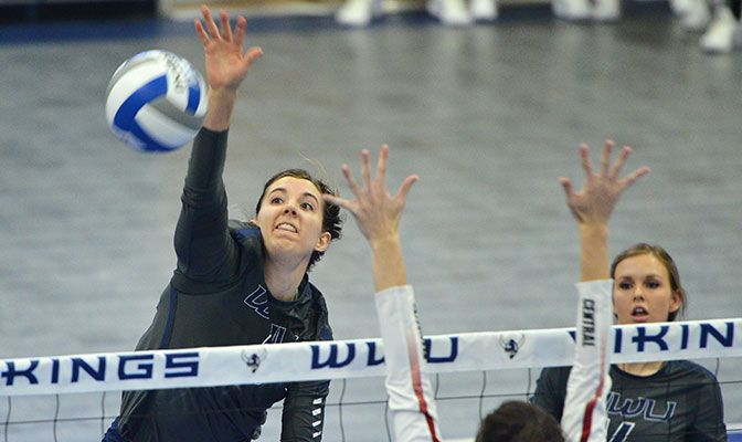 Gnacsports Com Abby Road Phelps Repeats As Volleyball Player Of The Year