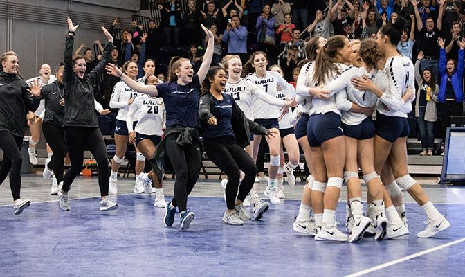 Western Washington and Cal State San Bernardino will meet in postseason play for the fifth consective year on Saturday.