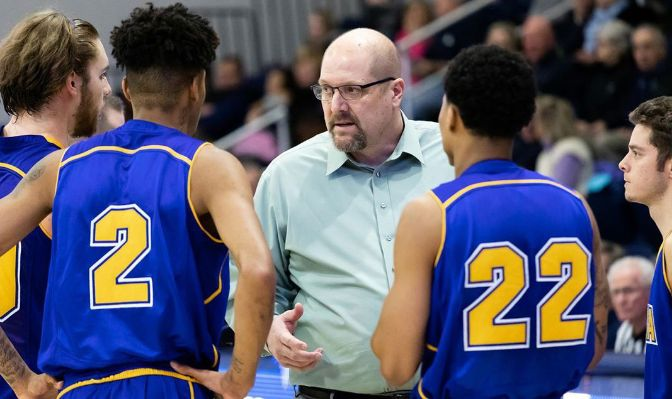 Alaska is one of five GNAC men's basketball teams that opened conference play 2-0.