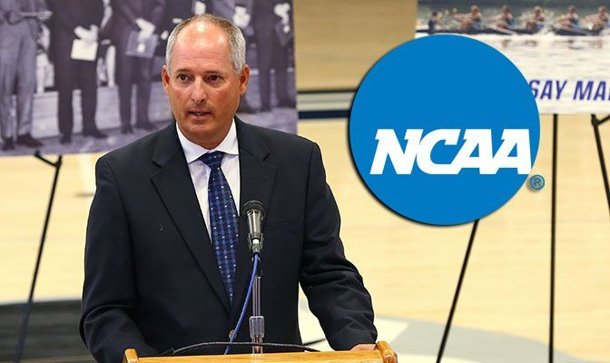 Steve Card is in his eighth year as Western Washington's director of athletics and his 31st year with Viking athletics.