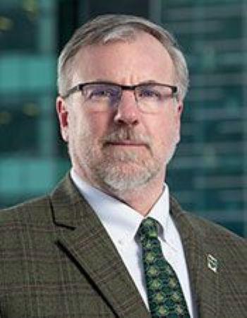 Dr. Bruce Schultz, UAA Chancellor