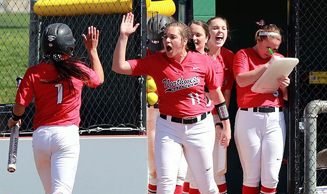 Northwest Nazarene enters the GNAC Softball Championships as the No. 1 seed in its first ever appearance in the tournament.
