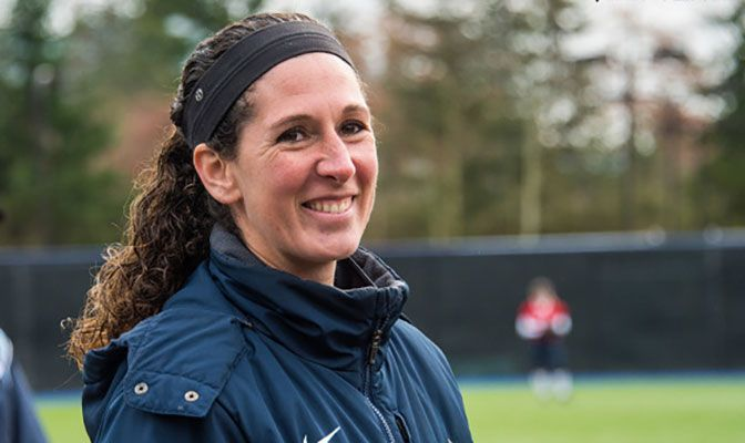 Amy Suiter led Western Washington to the GNAC Championships title and an NCAA Division II regionals berth in 2017.