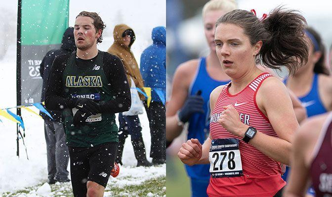 Moos, Chilton Lead Cross Country All-Academic Team