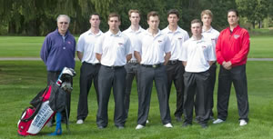 SFU Men's Golf