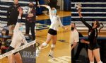 Trio Of Players Net Volleyball Academic All-District Honors