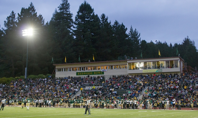 Humboldt State will host Augustana in the opening round of the NCAA Division II tournament in front of a packed house at the Redwood Bowl.