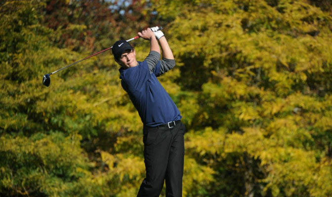 Simon Fraser junior John Mlikotic tied for 14th at the Cal Baptist Invite last week, helping the Clan to a tie for second place as a team.