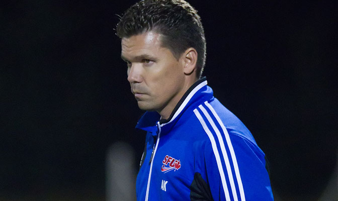 Simon Fraser men's soccer head coach Alan Koch just led his team to its fourth-consecutive GNAC title, and he spoke about his squad as a guest on the latest GNAC Insider.