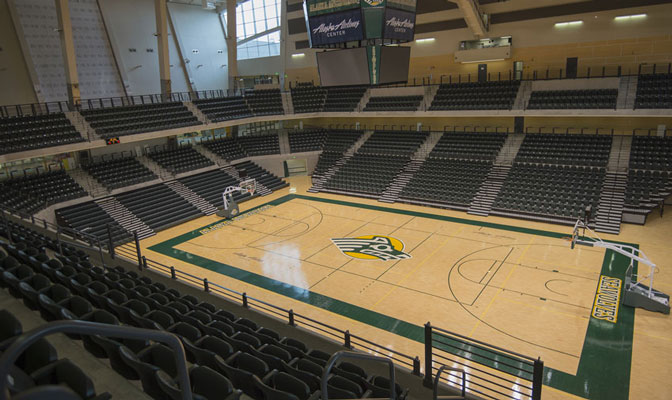 Alaska Anchorage will host the women's basketball NCAA West Regional this weekend at the Alaska Airlines Center.