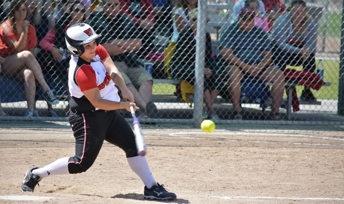 Western Oregon catcher Bridjet Box, who was named MVP of the GNAC Softball Championships, joined host Kevin Young on the latest episode of GNAC Insider to discuss the upcoming playoffs.