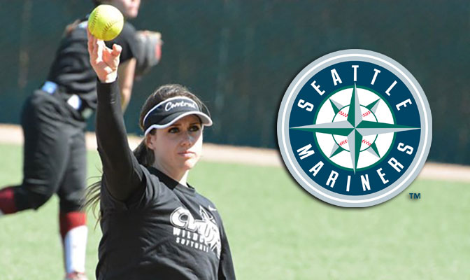 Amanda Hopkins will work as an amateur area scout for the Mariners, covering Arizona, Utah, Colorado and New Mexico.