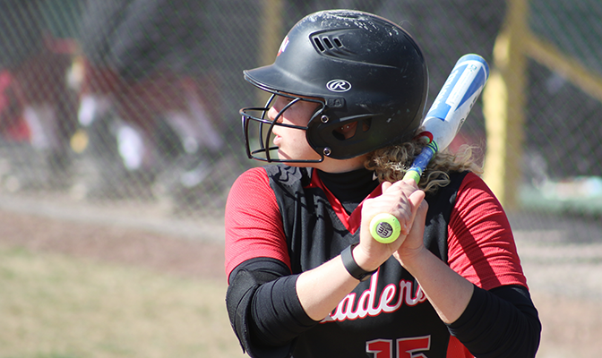 Northwest Nazarene's Kylie Orr batted an impressive .619 in six games, going 13 for 21 with five RBI, six runs, two doubles and a grand slam.