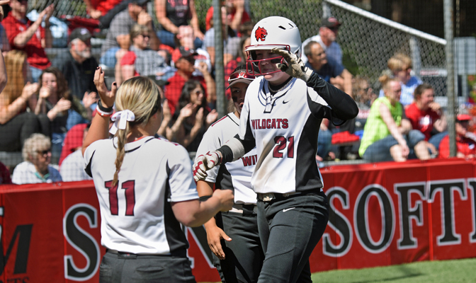 The Wildcats won four straight games to win the GNAC Softball Championships and earn the conference's automatic bid to the West Regional tournament.