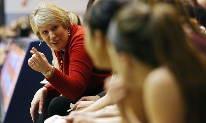 Julie Heisey is now the head coach at Seattle Pacific after playing at Northwest Nazarene as an undergraduate.