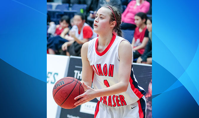 Simon Fraser's Elisa Homer scored 40 points in the Clan's 87-65 win at Northwest Nazarene on Thursday and set a GNAC record with 12 three-pointers.