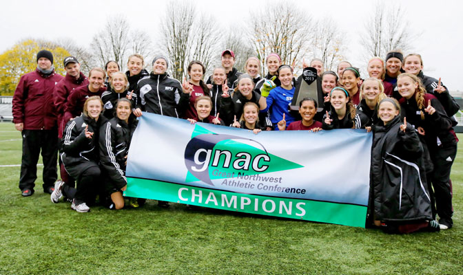 Seattle Pacific was crowned the 2013 GNAC Women's Soccer Champion after defeating Western Washington in a penalty kick shootout.