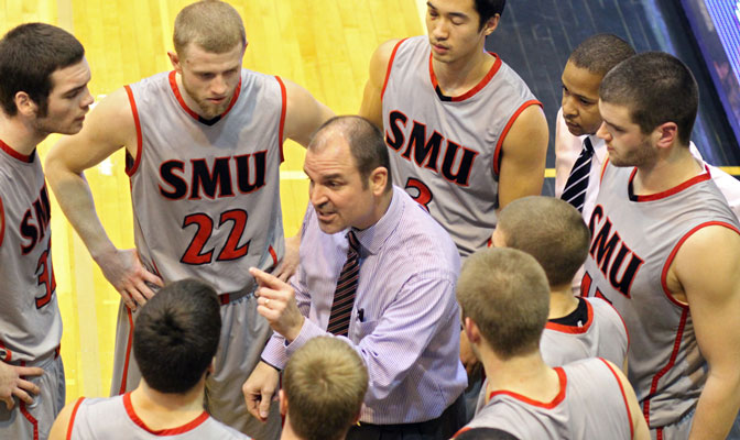 SMU head coach Michael Ostlund made his first appearance on GNAC Insider on Tuesday and previewed the Saints' matchup against Alaska Fairbanks on Thursday's GNAC Game of the Week on ROOT SPORTS.