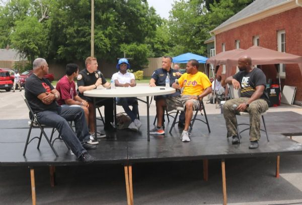 Juneteenth street festival smashes expectations