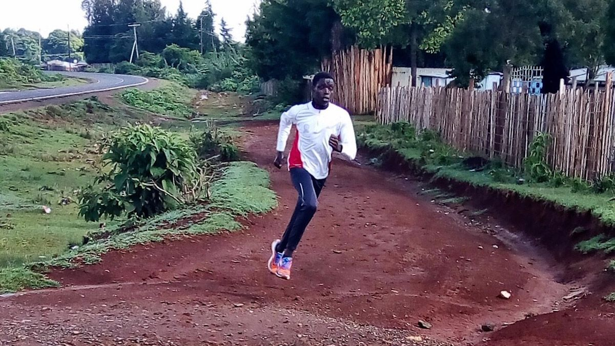 Kenyan Kipkoech Kiplagat signs with CU cross country