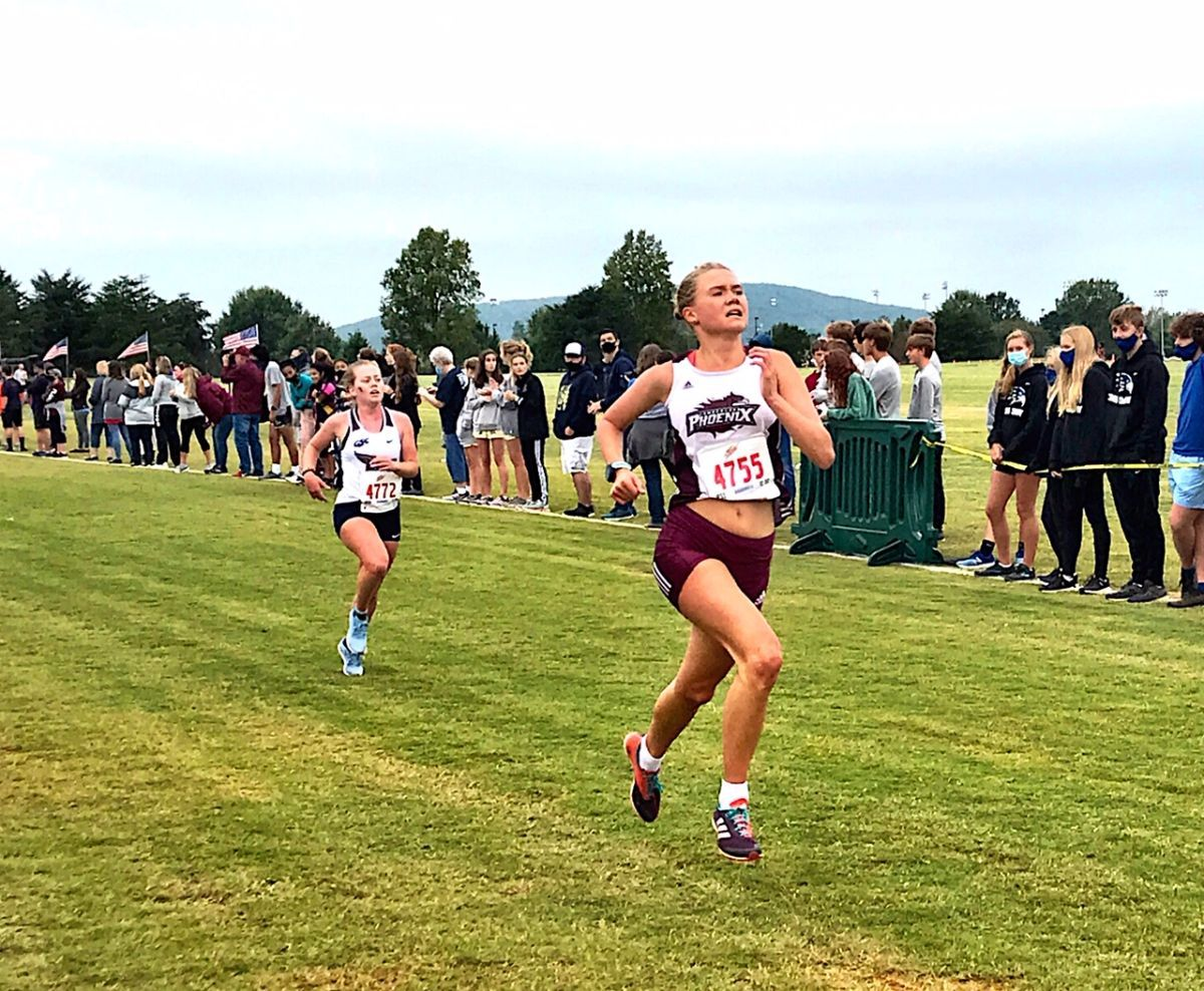 Women's Cross Country opens up the season with 4th place finish