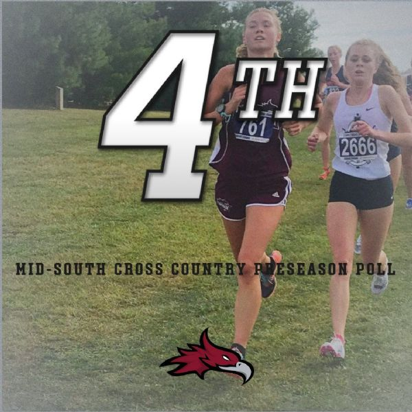 Women's Cross Country selected Fourth in MSC Preseason Coaches' Poll