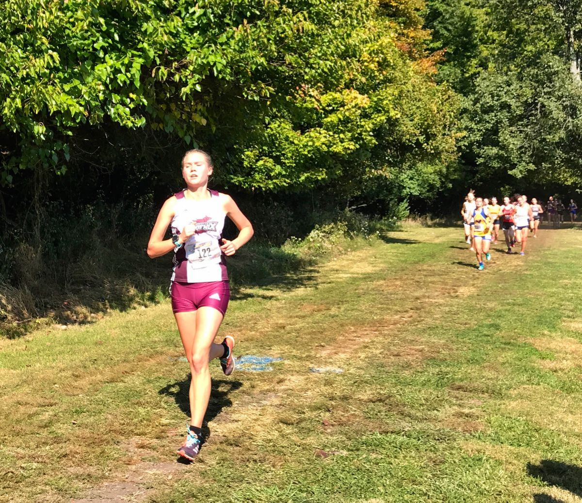 Petrova Leads Womens XC at 'Live in Lou' Cross Country Classic