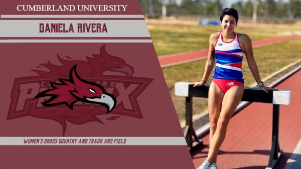 Cross Country signs Parguay native Daniela Rivera