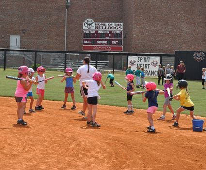 Bulldog summer camps underway
