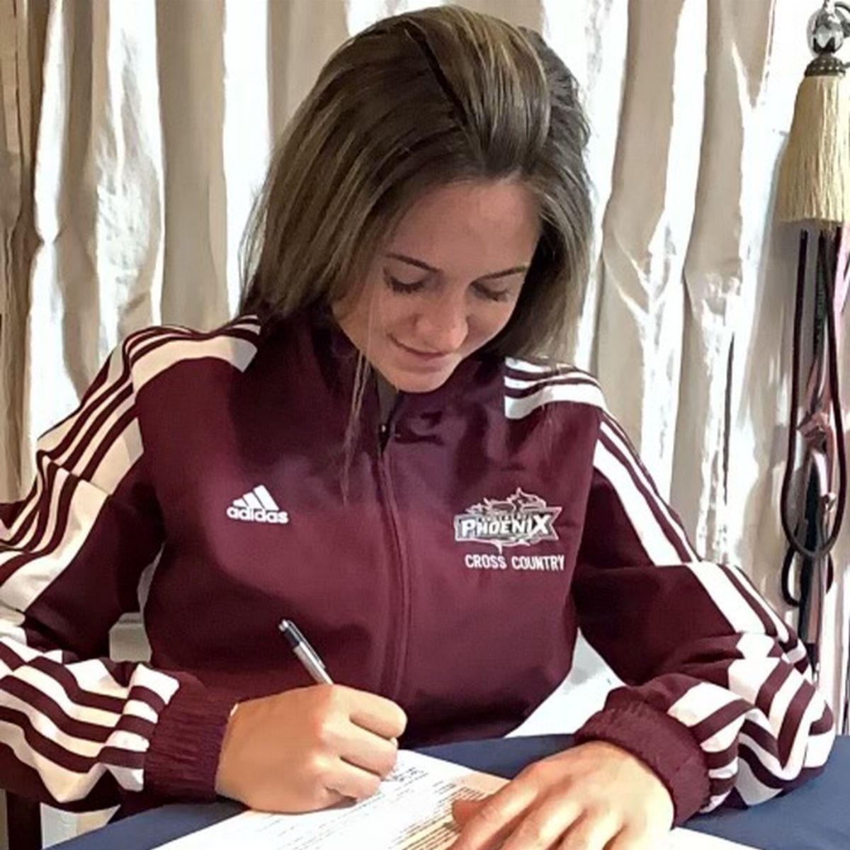 Britt signs with CU Women's Cross Country