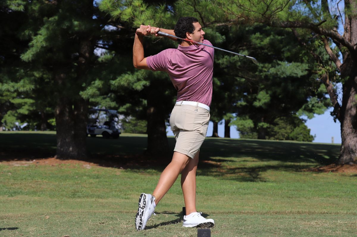 Cumberland Men's Golf finishes fifth at the Ram Spring Invitational