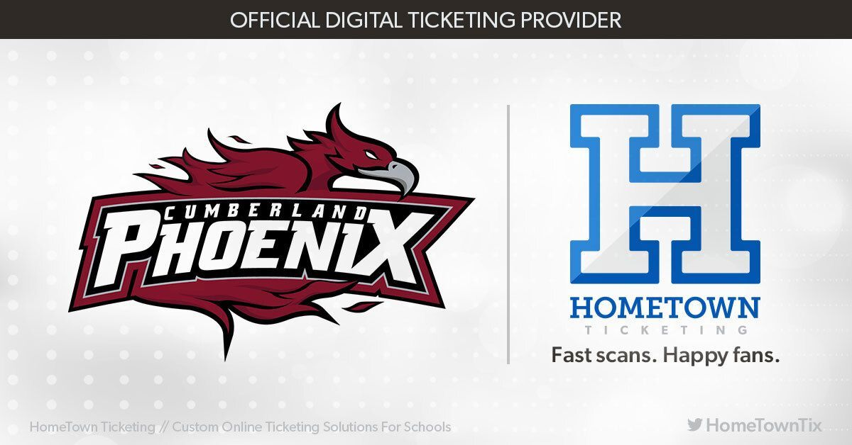 Cumberland Athletics announces partnership with Hometown Ticketing