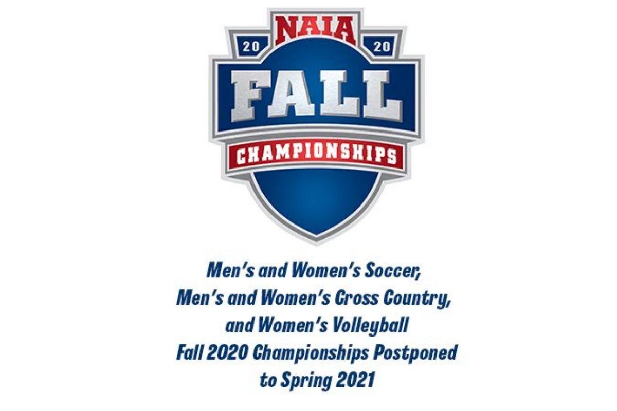 NAIA Postpones Most Fall 2020 Championships to Spring 2021