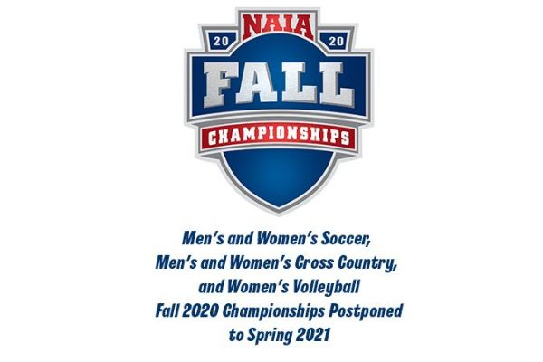 NAIA Postpones Most Fall 2020 Championships to Spring 2021
