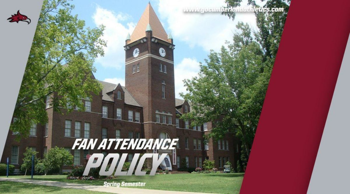 Spring Semester Fan Attendance Policy