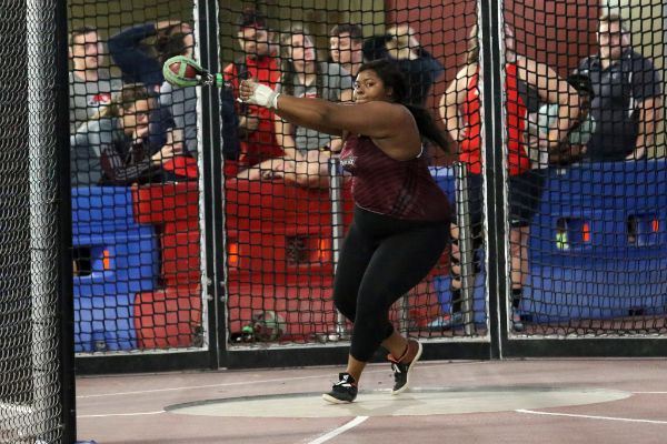 Women's Track & Field opens up at KMS Open