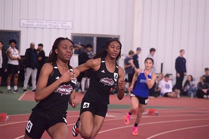 Women's T&F Place 2nd in MSC Championship